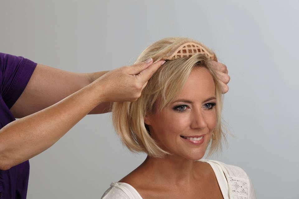 Frau frisur bei haarausfall Frisuren für